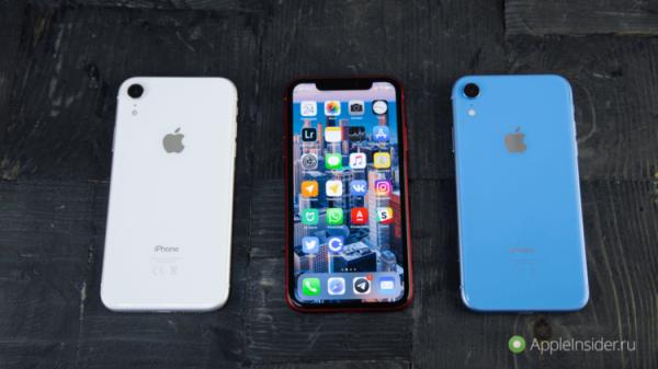 iPhone XR — первое впечатление