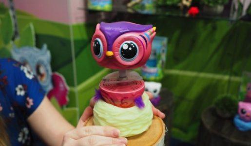 Странная игрушка Owleez – гибрид тамагочи и вертолета